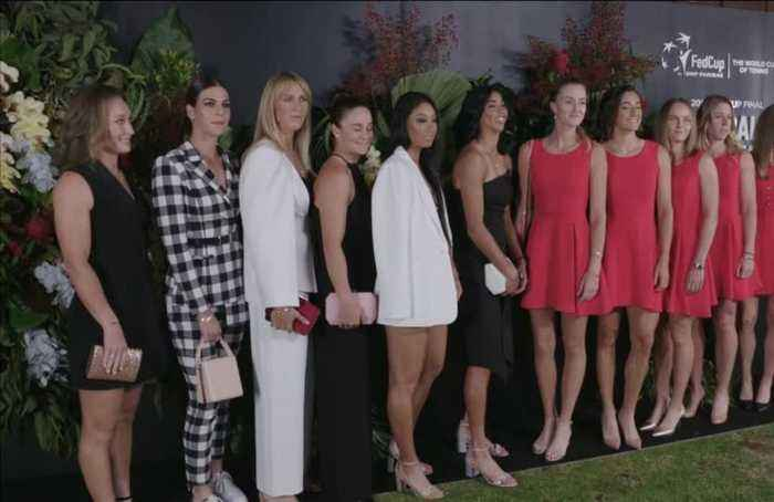 Australia, France prepare for Fed Cup final