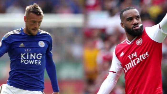 Leicester v Arsenal: Premier League preview