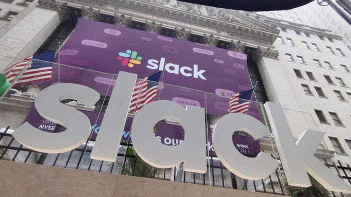 Slack Hit With Out-Of-The-Gate Underperform Rating