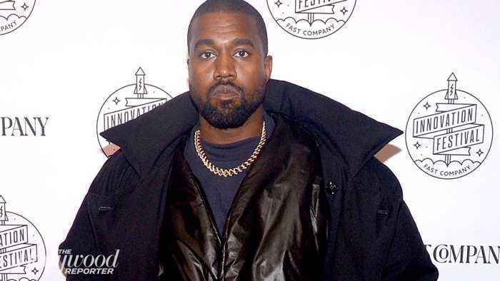Kanye West on 2024 Presidential Run, Algae Sneakers   THR News