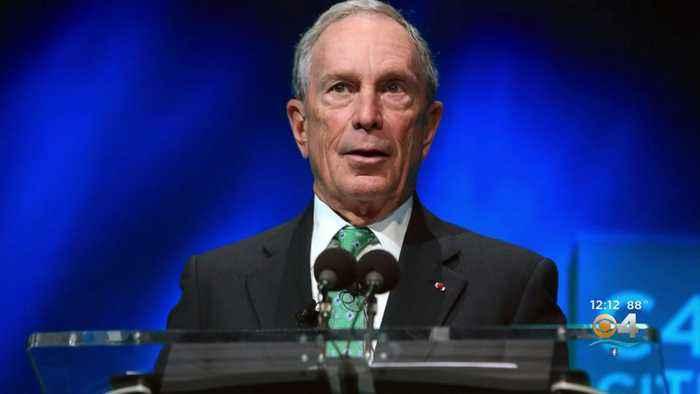 Former New York Mayor Bloomberg Considering Run For Democratic Presidential Nomination