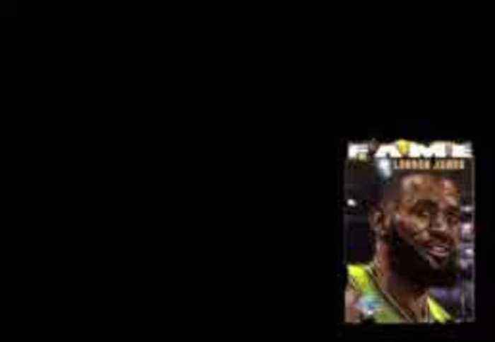 LeBron James' life gets comic book treatment