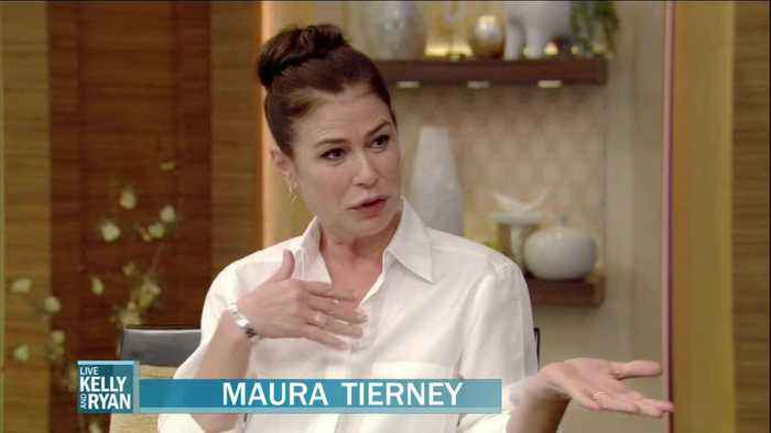 Maura Tierney Loves to Take Calls While She Runs