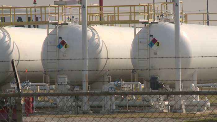 Liquid Propane Shortage Causes Problems For Iowa Farmers