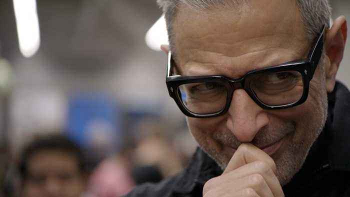 'The World According To Jeff Goldblum' Preview