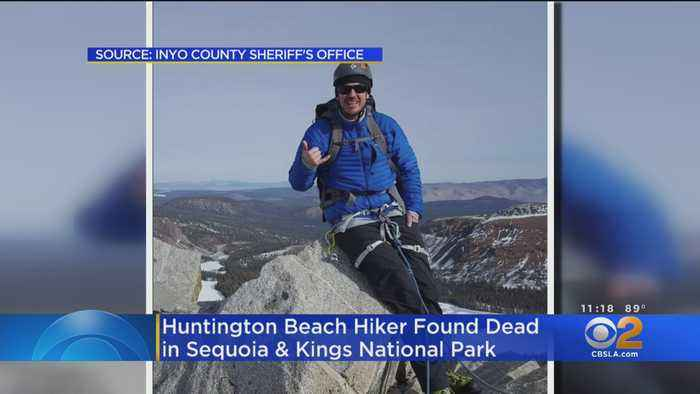 Hiker From Huntington Beach Found Dead In Sequoia And Kings National Park