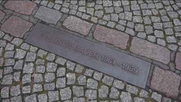 How the Berlin Wall split the world