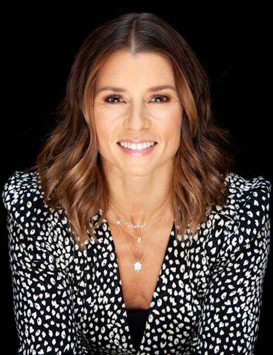 Danica Patrick Chats About Her Inspirational Podcast, 'Pretty Intense'