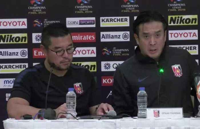 Urawa Red Diamonds ready for AFC Champions League final first leg