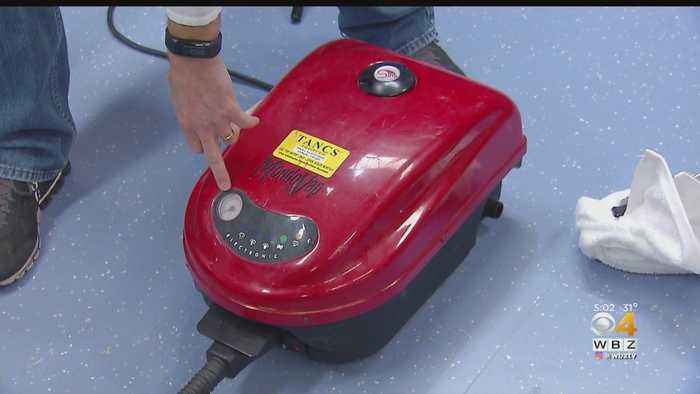 UMass Lowell Researchers Look For 'Super 8' Alternatives