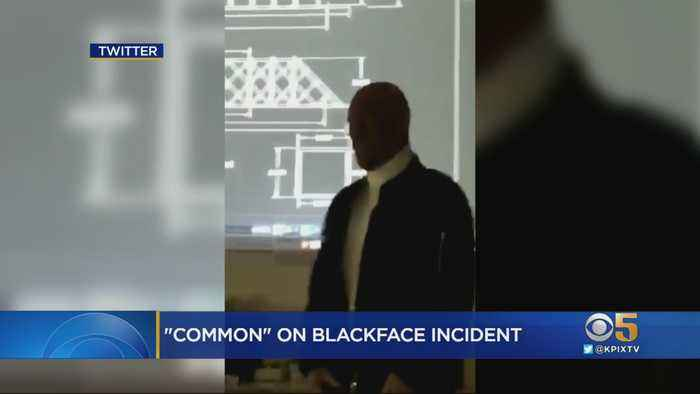 Common Says He'd Meet With Milpitas High Teacher Who Imitated Him In Blackface