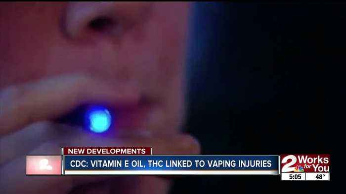 Vaping Illness Breakthrough