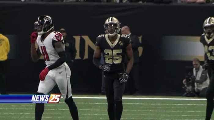 New Orleans Saints prepare for Atlanta Falcons