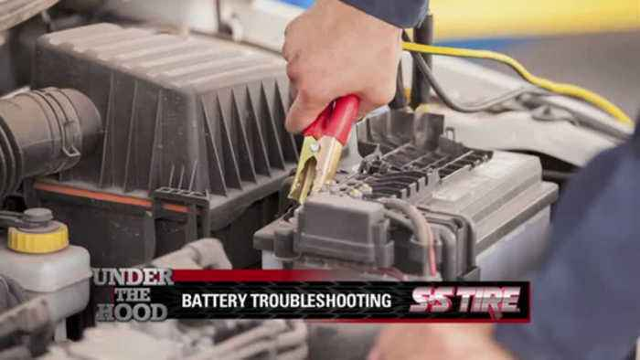 Under The Hood- Batteries