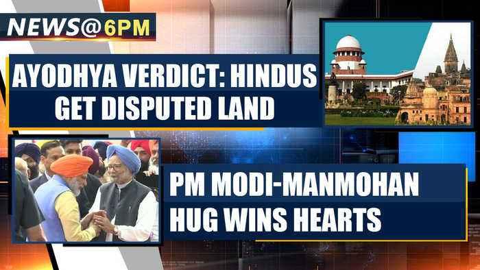 NEWS AT 6PM NOV 9th, 2019 | Oneindia News