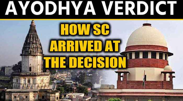 Ayodhya Verdict: Why did Hindu parties win claim over the disputed site