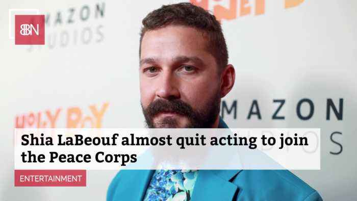 Shia LaBeouf's Other Life
