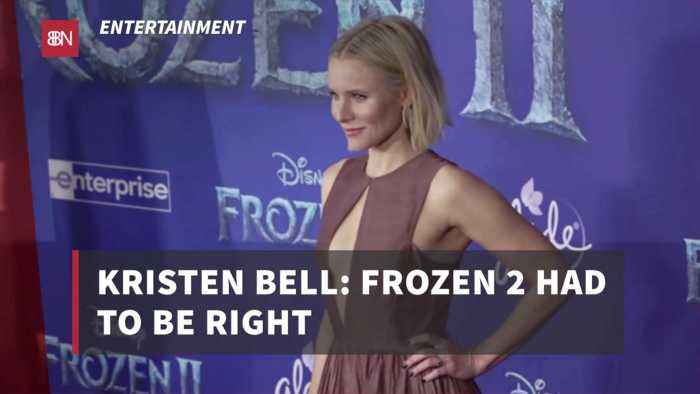 Kristen Bell Took Her Time With This New Movie