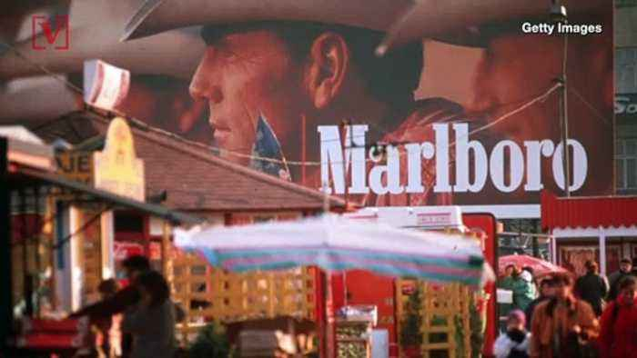 The Original 'Marlboro Man' Has Died at Age 90. He Never Smoked