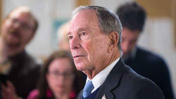 Michael Bloomberg Files In Alabama's Democratic Presidential Primary