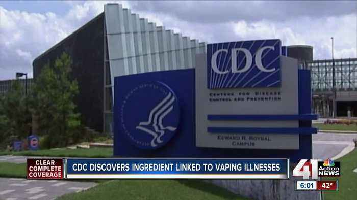 Local vaping dealers react to CDC's vitamin E acetate bombshell