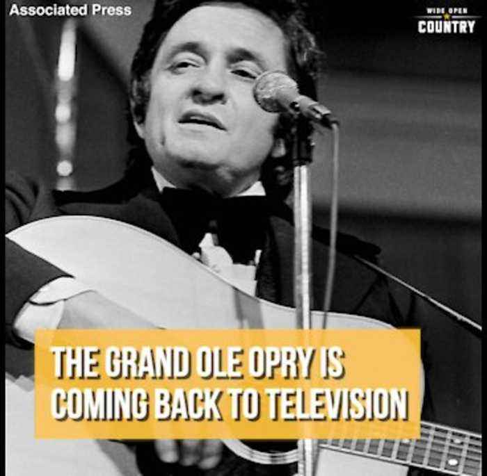 Grand Ole Opry Is Coming Back To Television