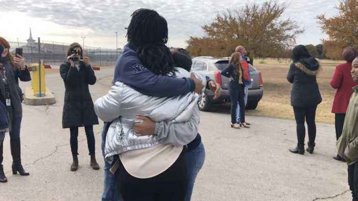 Mother Released from Prison After Spending 15 Years Behind Bars While Abusive Ex Spent 2 Years