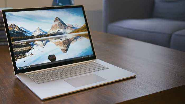 """Surface Laptop 3 15"""" review: Bigger but not always better"""