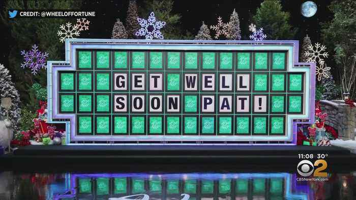 Pat Sajak Has Emergency Surgery