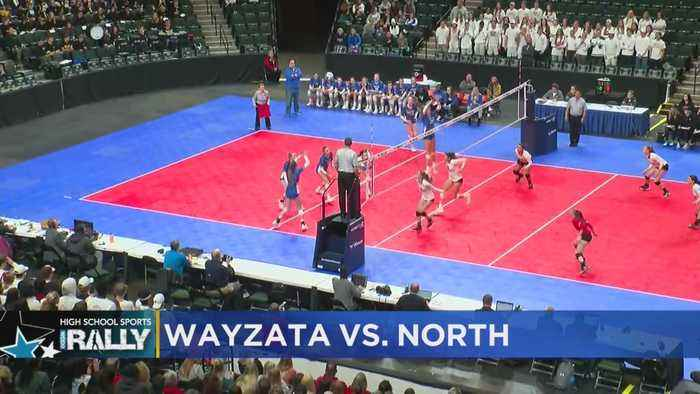 High School Volleyball Highlights For Nov. 8, 2019