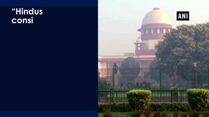Ayodhya verdict SC says faith of Hindus that Lord Ram was born here is undisputed