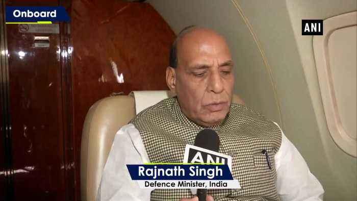 'It's a historic and landmark judgement' Rajnath Singh on Ayodhya verdict