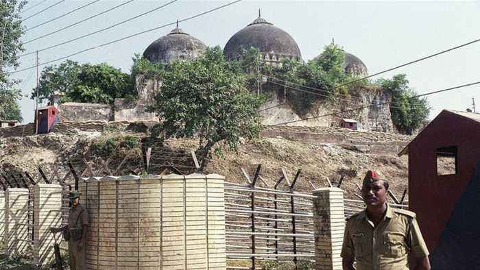 Indian top court gives disputed site in Ayodhya to Hindus