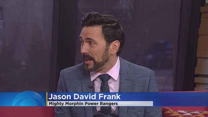 Power Rangers' Jason David Frank Talks About His Career