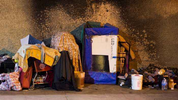 America Has A Serious Homelessness Crisis. These Are The States Hardest Hit