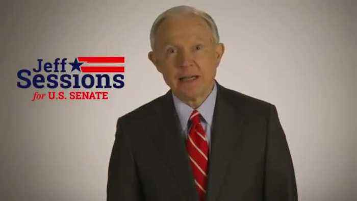 Jeff Sessions Campaign Ad for US Senate