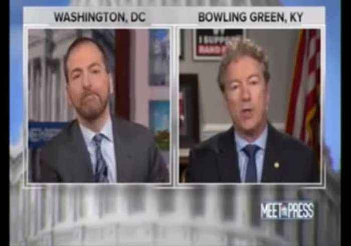 Rand Paul: If Trump Can't Call Hunter Biden, Whistleblower to Testify Impeachment Is a 'Sham'