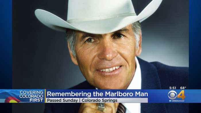 Bob Norris, Original Marlboro Man, Dies In Colorado Springs