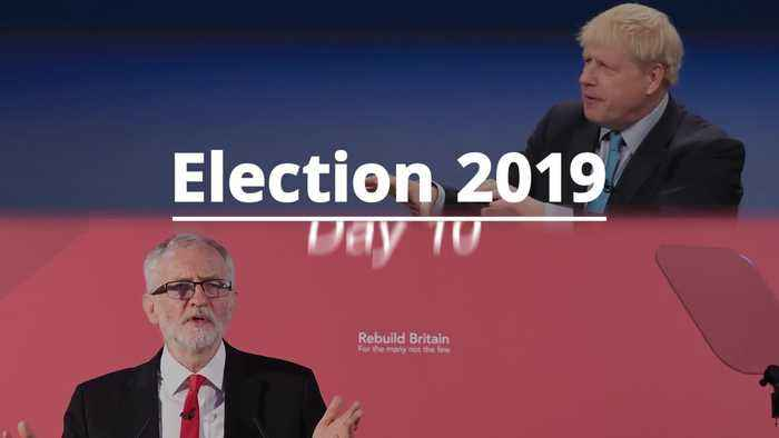General Election 2019: November 10 round-up.