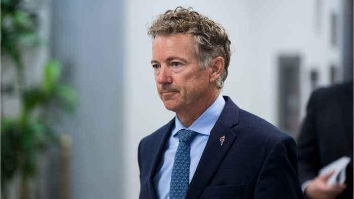 Rand Paul On GOP Kentucky Governor's Defeat