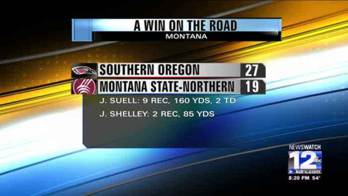 Southern Oregon takes down Montana State-Northern, 27-19