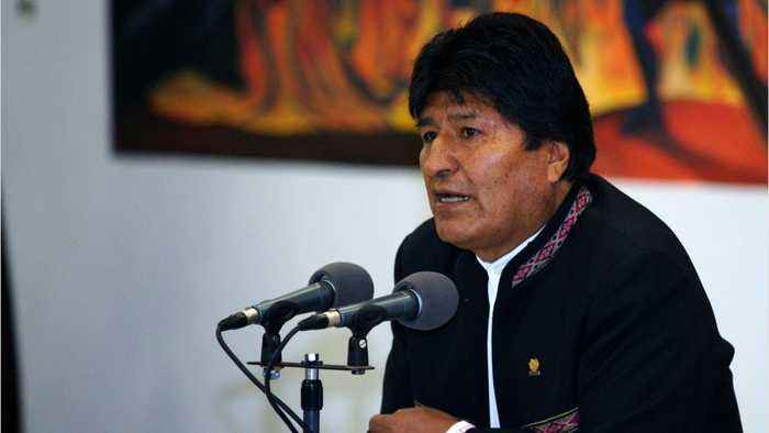 Bolivia's President Resigns After Disputed Election
