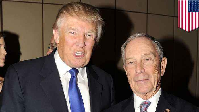 Michael Bloomberg warming up for 2020 White House race