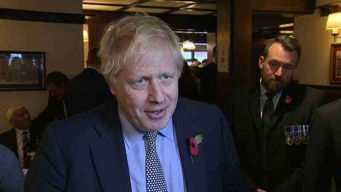 PM said he absolutely did not do a deal with Farage
