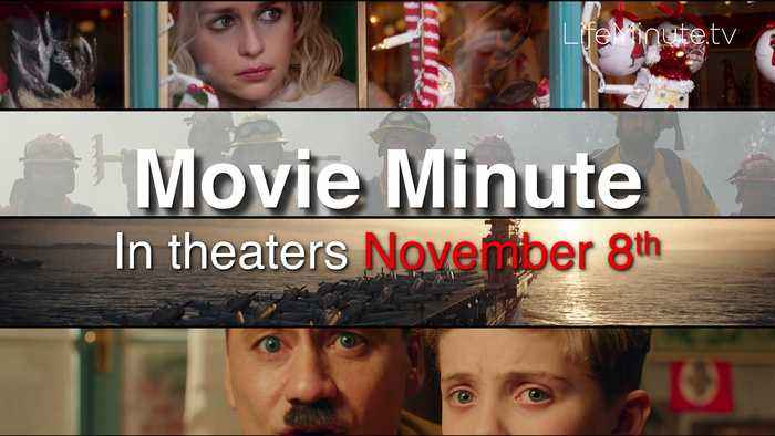 Movie Minute: This weekend's releases have everyone covered