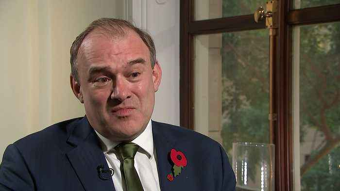 Davey: Farage is toxic to many Conservative voters