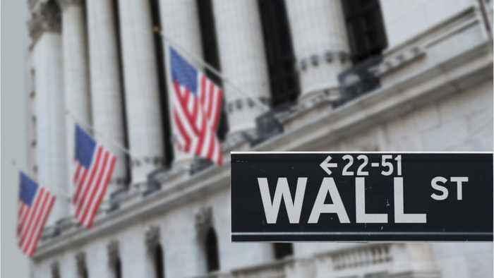 Wall Street Slips: Trump, Hong Kong