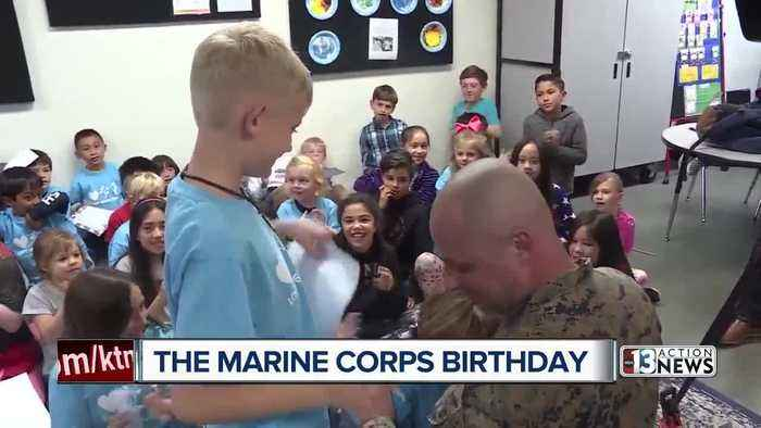 Today is the Marine Corps birthday