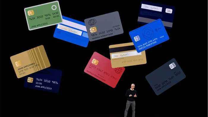 Apple card under formal investigation over gender discrimination