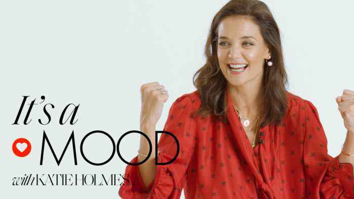 Katie Holmes: It's A Mood